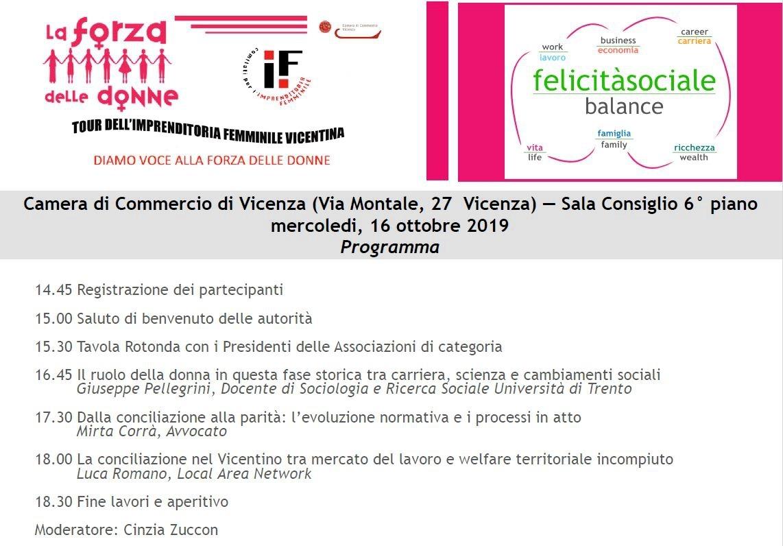 TOUR IMPRENDITORIA FEMMINILE VICENTINA - DIAMO VOC Locandina_CIF_16ott2019_5114_1.jpg (Art. corrente, Pag. 1, Foto generica)