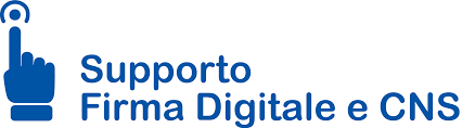 Supporto Firma digitale CNS